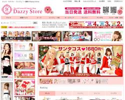 【楽天市場】ドレス・カラコン・下着の通販 DazzyStore