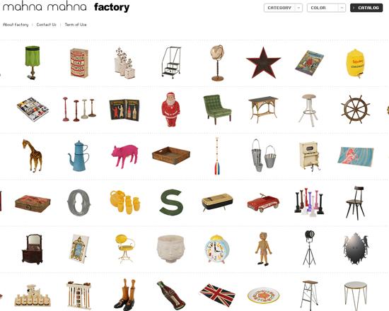 mahna mahna factory